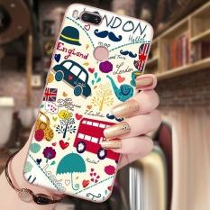 Danh Cho Xiaomi Mi 5X A1 5 5 Inch 3D Stereo Giảm Tranh Ốp Lưng Bao Vỏ Multicolor 10 Quốc Tế Trung Quốc Chiết Khấu