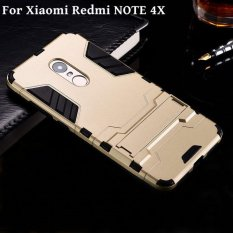 For Xiaomi Redmi Note 4X Hybrid 2 In1 Case Hard Plastic Pc Matte Phone Case Soft Silicone Tpu Phone Cover Shockproof Phonecase Phone Protector For Xiaomi Redmi Note 4 X Xiaomi Redmi Note4X Xiaomi Redminote4X Xiaomi Red Mi Note 4X Redmi Note4 X Intl Oem Chiết Khấu