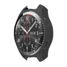 Hình ảnh Miễn phí Vận Chuyển Chất Lượng Cao Silicon Mỏng Đồng Hồ Thông Minh Smart Watch Ốp Lưng Samsung Gear S3 Biên Cương MỘT-quốc tế