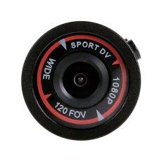 Camera Gắn Mũ Full Hd 1080 P Ảnh Mini Mini Thể Thao Khong Thấm Nước Quay Phim Ghi Hinh Mau Đen Trong Trung Quốc