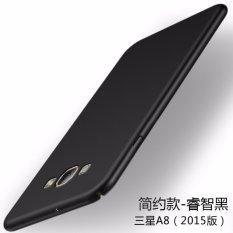 Bán Mua Full Điện Thoại Bady Bảo Vệ Lưng Pc Cho Samsung Galaxy A8 2015 Mau Đen Quốc Tế Trung Quốc