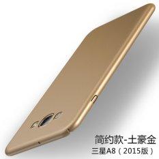 Mã Khuyến Mại Full Điện Thoại Bady Bảo Vệ Lưng Pc Cho Samsung Galaxy A8 2015 Vang Quốc Tế Trung Quốc