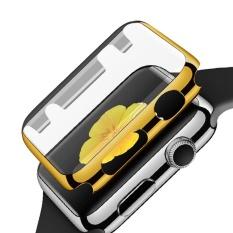 Bảo vệ toàn Màn hình chống trầy xước, Chống Mòn Ốp cho Apple đồng hồ iWatch Series 2 42 mét Vàng-quốc tế