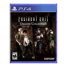 Giá Bán Game Cho Ps4 Resident Evil Origins Collection Capcom Tốt Nhất