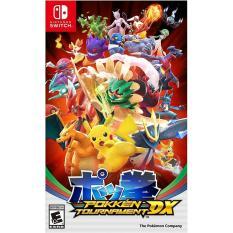Hình ảnh Game Nintendo Switch - Pokken Tournament DX