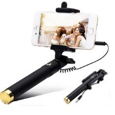 Hình ảnh Gậy chụp hình selfie monopod (Đen phối vàng)