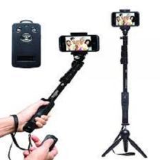 Gậy tự sướng selfie Yunteng 1288 kèm chân đế tripod 228
