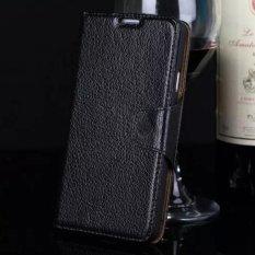 Bán Bao Da Chinh Hang Chan Thực Sợi Vi Bao Da Ốp Lưng Cho Samsung Galaxy Note 3 Đen Quốc Tế Oem Trực Tuyến