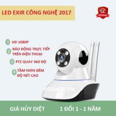 Bán Gia Camera Ip Lap Dat Camera Tphcm Mẫu 1080P Mới Nhất 2017 Oem Japan Trực Tuyến