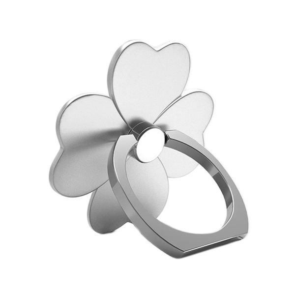Giá đỡ điện thoại dạng nhẫn iRing hình hoa