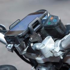 Hình ảnh Giá đỡ điện thoại trên ghi-đông/tay lái xe đạp, xe máy