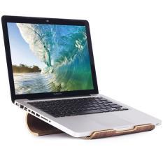Hình ảnh Giá đỡ gỗ tản nhiệt Macbook, iMac, iPad Samdi