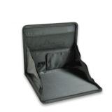 Smart1688 Giá đỡ laptop kiêm bàn làm việc sau ghế ô tô xếp gọn - Màu Đen