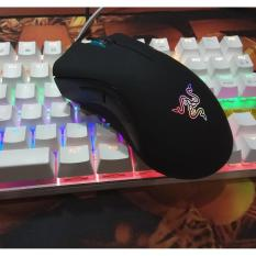 Bán Gia Hủy Diệt Chuột Razer Deathadder Chroma Essentinal Ergonomic Gaming Oem