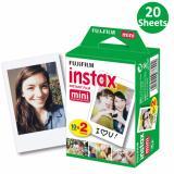 Bán Giấy In Ảnh Cho May Ảnh Fujifilm Instax Mini 20 Film