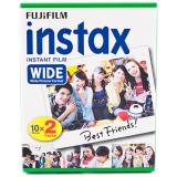 Giấy In May Ảnh Fujifilm Instax Wide 210 Đen Rẻ