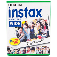 Mua Giấy In May Ảnh Fujifilm Instax Wide 210 Đen Rẻ Hà Nội