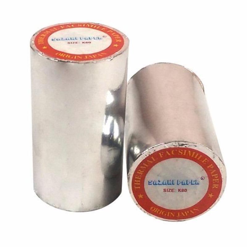 Giấy in nhiệt, in hóa đơn, in bill  k80 ( 80mm) (thùng 100 cuộn)