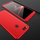 Giá Bán Rẻ Nhất Gkk Huawei Honor 7X Pc Ba Đoạn Shield 360 Độ Full Độ Che Phủ Bảo Vệ Mặt Sau Đỏ Quốc Tế