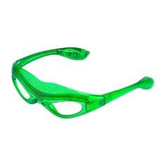 Hình ảnh kính phát sáng xanh lá cho tiệc
