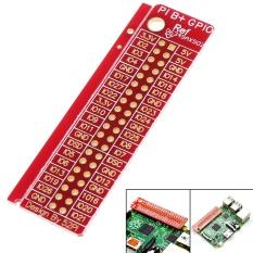 Hình ảnh GPIO Pin Tham Chiếu Ban cho Raspberry Pi 2 Model B/B +-quốc tế