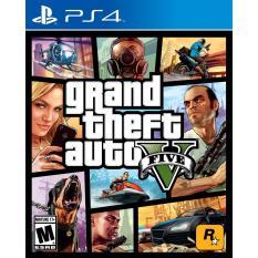 Hình ảnh Đĩa Game PS4 GTA5 - Grand Theft Auto 5