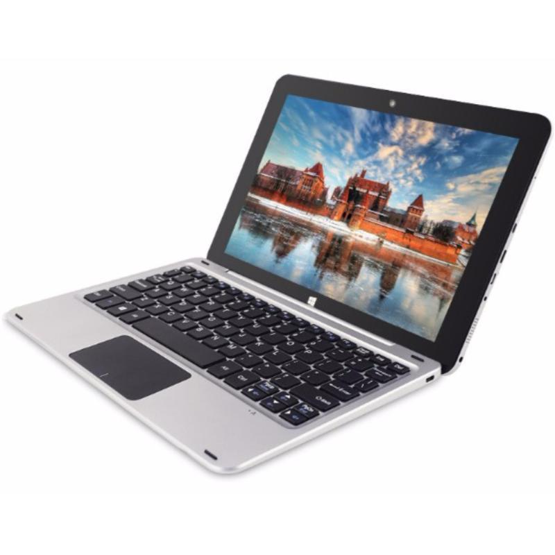 Hagile X510 - Máy tính bảng 2 trong 1 Windows 10 vỏ nhôm 10.1 inch chip Intel 1.84GHz 2GB RAM 32GB