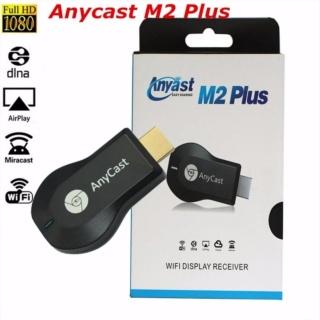 HDMI không dây Anycast M2 PLUS - Hàng nhập khẩu cao cấp thumbnail