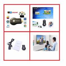 Giá Bán Hdmi Khong Day Anycast M2Plus Đời Mới Nhất 2017 Kết Nối Điện Thoại Với Tv Sieu Mượt Nguyên Anycast