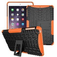Hình ảnh Bọc Thép Chịu Lai 2 Lớp Đế Lưng Bao Da Ốp Lưng Silicon Dẻo cho iPad Mini 1/2 /3-quốc tế