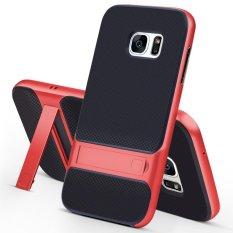 Bán Hicase Chống Trầy Tpu Pc Ốp Điện Chan Đế Bao Da Bảo Vệ Cho Samsung Galaxy S7 Đỏ Quốc Tế Trong Trung Quốc