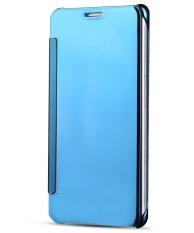 Hình ảnh Ốp Kính Gấp Thông Minh Hicase Dành Cho Samsung Galaxy On7 (2016) /J7 Prime Xanh Dương-Quốc Tế