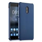 Bán Mua Hicase Silicone Gel Tpu Bumper Air Cushion Protective Case Cover For Nokia 6 Navy Blue Intl Trong Bình Dương