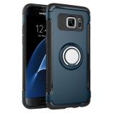 Chiết Khấu Hicase Slim Fit 2 Lớp Lai Ao Giap Nhẫn Gia Đỡ Chan Đế Chống Sốc Thấm Hut Va Chống Trầy Xước Ốp Lưng Danh Cho Samsung Galaxy Samsung Galaxy S7 Navy Xanh Dương Quốc Tế Có Thương Hiệu