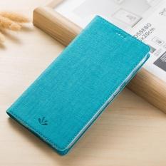Mua Hicase Slim Pu Da Điện Bảo Vệ Từ Bao Da Ốp Lưng Cho Sony Xperia Xa1 Plus 5 5 Co Khe Cắm Thẻ Va Chức Năng Đế Quốc Tế Hicase Trực Tuyến