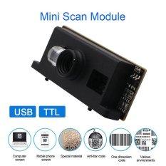Hình ảnh Hiệu Suất cao Cảm Biến CCD 1D/2D Máy Quét Mã Vạch Đọc Mã TTL/Module USB-quốc tế