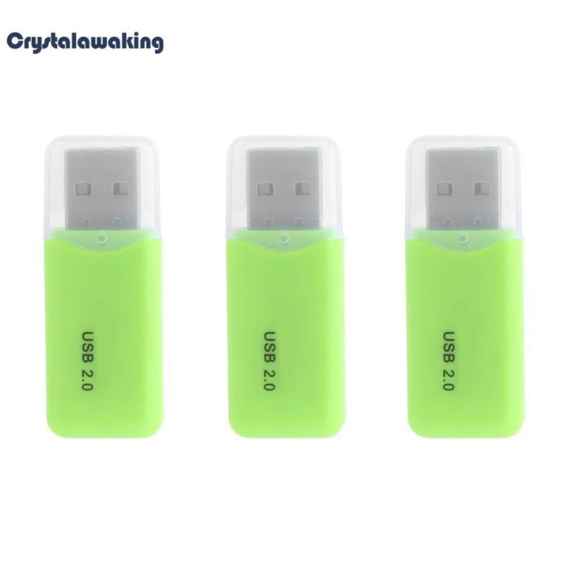 Bảng giá Đầu Đọc Thẻ Tốc Độ cao USB2.0 Hỗ Trợ Micro SD Thẻ Nhớ T-Flash-quốc tế Phong Vũ