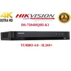 Bán Hikvision Ds 7204Hqhi K1 Hikvision Rẻ