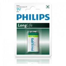 Giá Bán Hộp 12 Vĩ Pin 1 Vien 9V Zinc Philips Nguyên
