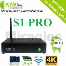 Ôn Tập Hộp Android Kiwibox S1 Pro Ram 2G Hồ Chí Minh