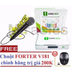 Mua Hộp Android Tivi Box Kara Box K1 New Tặng Chuot Forter V181 Trị Gia 200K Rẻ Vietnam