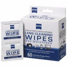 Chiết Khấu Hộp Giấy Lau Ống Kinh 60 Goi Lens Wipes Zeiss Trắng Zeiss
