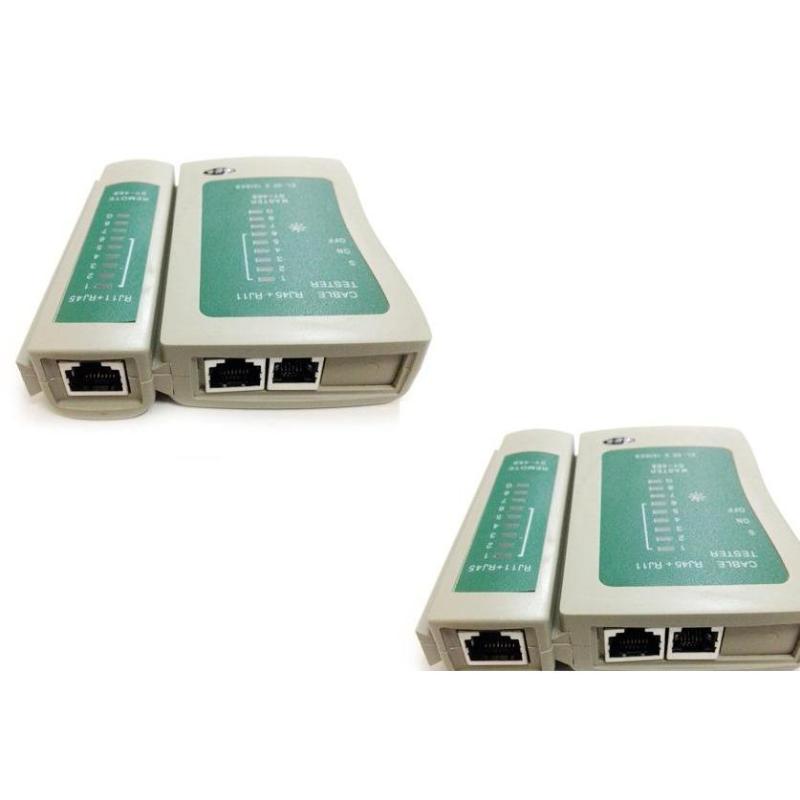 Bảng giá Hộp test dây mạng RJ45 _ RJ 11 đa năng Phong Vũ