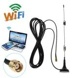 Nóng RP-SMA 2.4 ghz 7 DBI Wifi WLAN Router 5 X Phạm Vi Tăng Áp Anten 50 wát-quốc tế