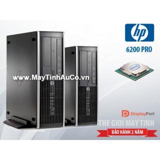 Máy tính đồng bộ HP Elite 6200 SFF ( Core i5 2400 4G 500G ) - Hàng Nhập Khẩu thumbnail
