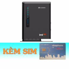 Mua Huawei E5172 Bộ Phat Wifi 4G Chuẩn Lte 150 Mbps Hỗ Trợ Pin Ngoai Sim 4G Vinaphone 60Gb Thang Trực Tuyến