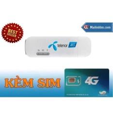 Giá Bán Huawei E8372 Thiết Bị Phat Wifi Từ Sim 3G 4G Tốc Độ Wifi Len Tới 150 Mb S Khuyến Mại Chuột Wifi Jedel Trắng Mới Rẻ