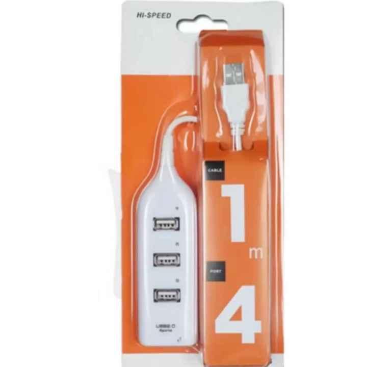 Hub chia cổng USB thành 4 cổng