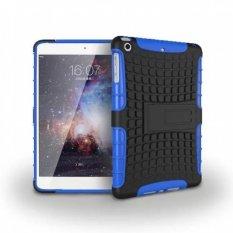 Hình ảnh Hybrid Kickstand phone case for iPad Air 2(Blue) - intl