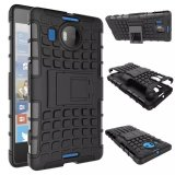 Bán Hybrid Pc Tpu Kickstand Back Case For Microsoft Lumia 950 Xl Black Nhập Khẩu